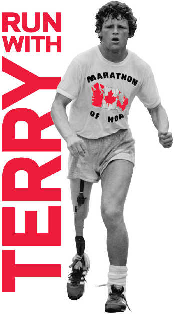 Terry Fox Run  September 2020